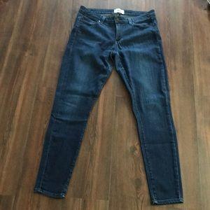 Paige denim jeggings skinny jeans size 31